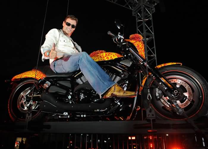 Amazing One Million $ Harley Davidson Bike Made By Jack Armstrongs