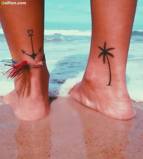 I Refuse To Sink Anchor Ankle Tattoo Meaning Segerios Com
