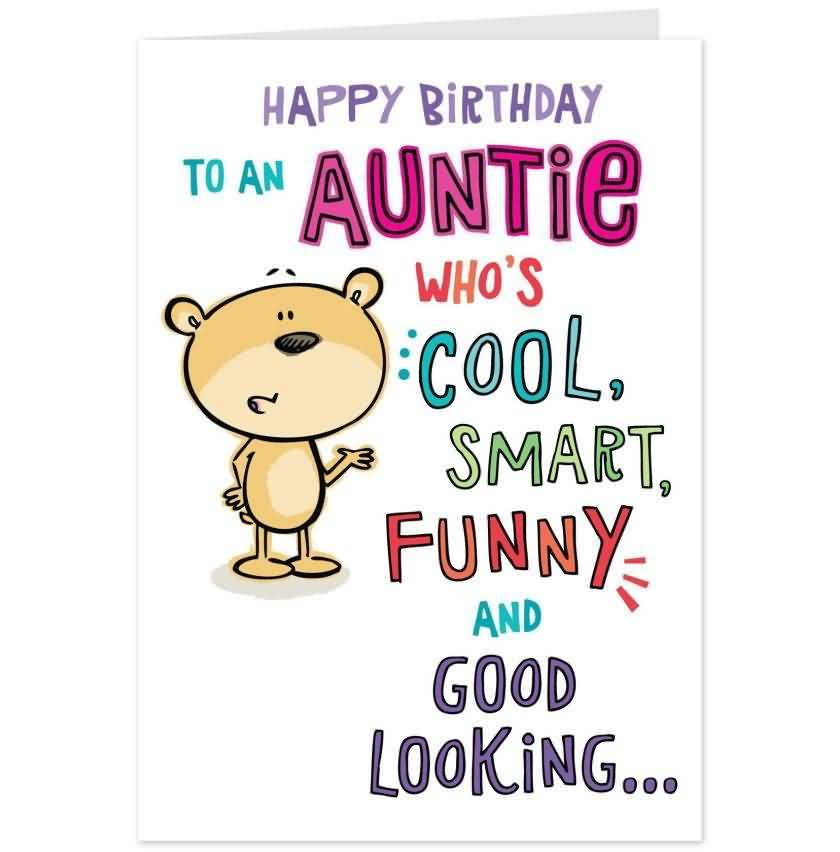 50 Attractive Aunt Birthday Wishes And Greetings Collection
