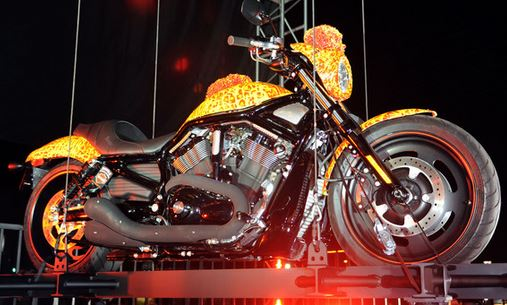 Full Body Design Of 1 Million Dollar Harley Davidson Motorcycle By Jack Armstrongs