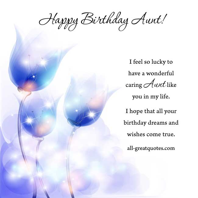 Wonderful aunt birthday greeting card with wishes segerios wonderful aunt birthday greeting card with wishes m4hsunfo