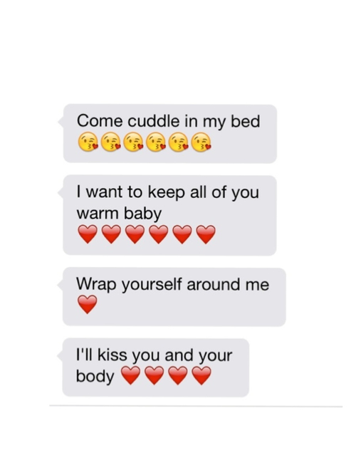 I Want To Cuddle With You Baby: 60+ Latest Emoji Quotes And Smiley Sayings