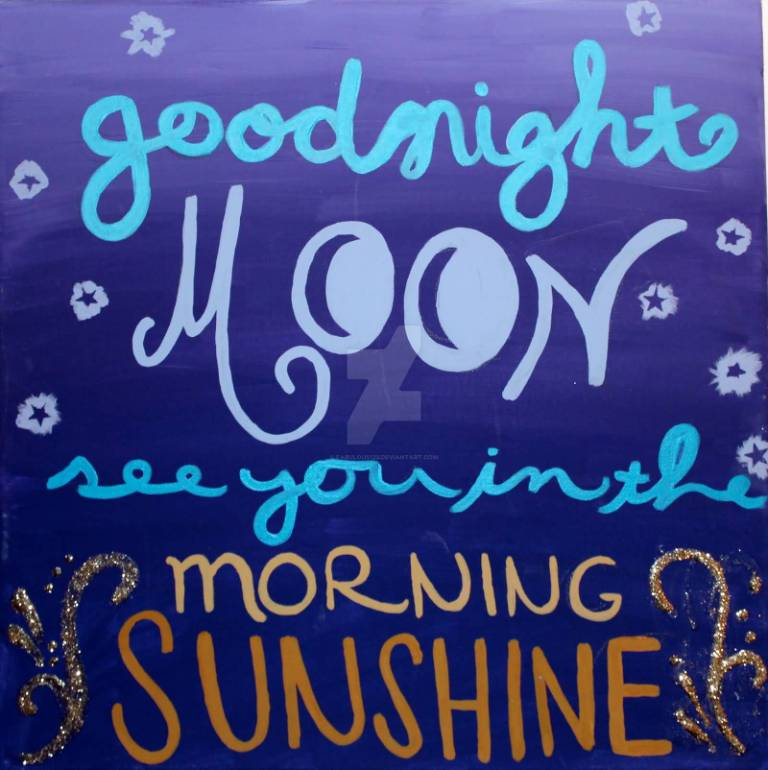Top goodnight minion images for pinterest tattoos for Goodnight moon tattoos