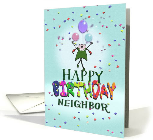 Awesome Neighbor Birthday Wishes Segerios Com Segerios Com