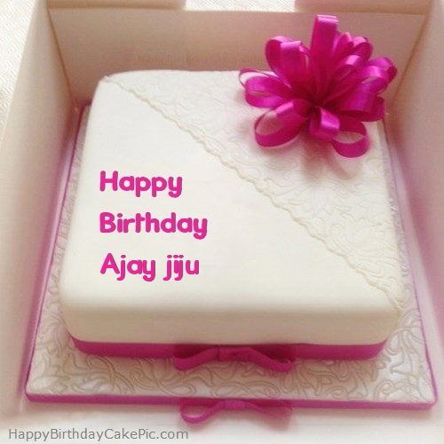 Happy Birthday Ajay Jiju