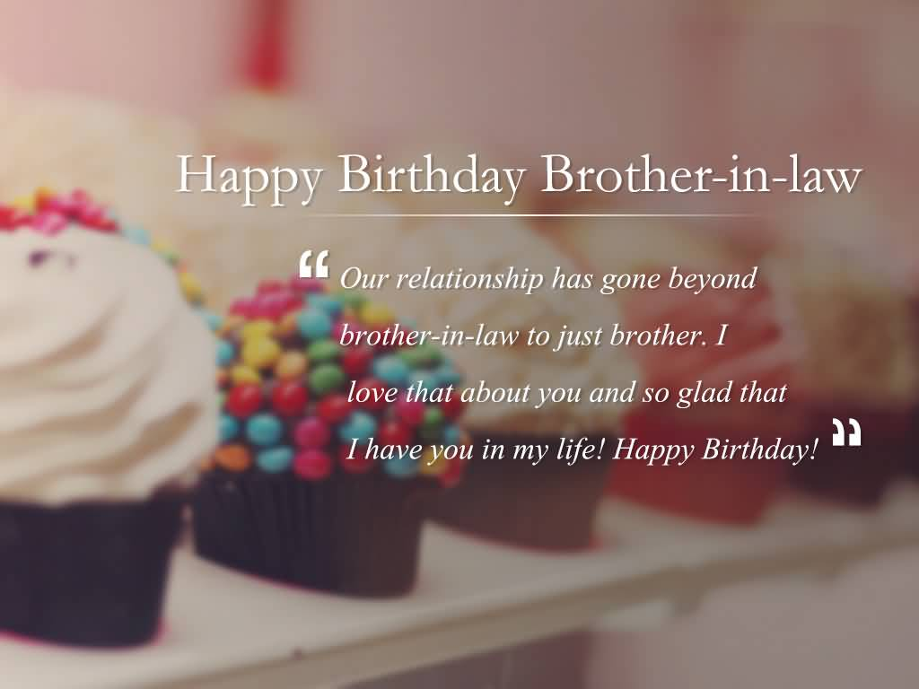 90+ Precious Birthday Greetings For Brother In Law