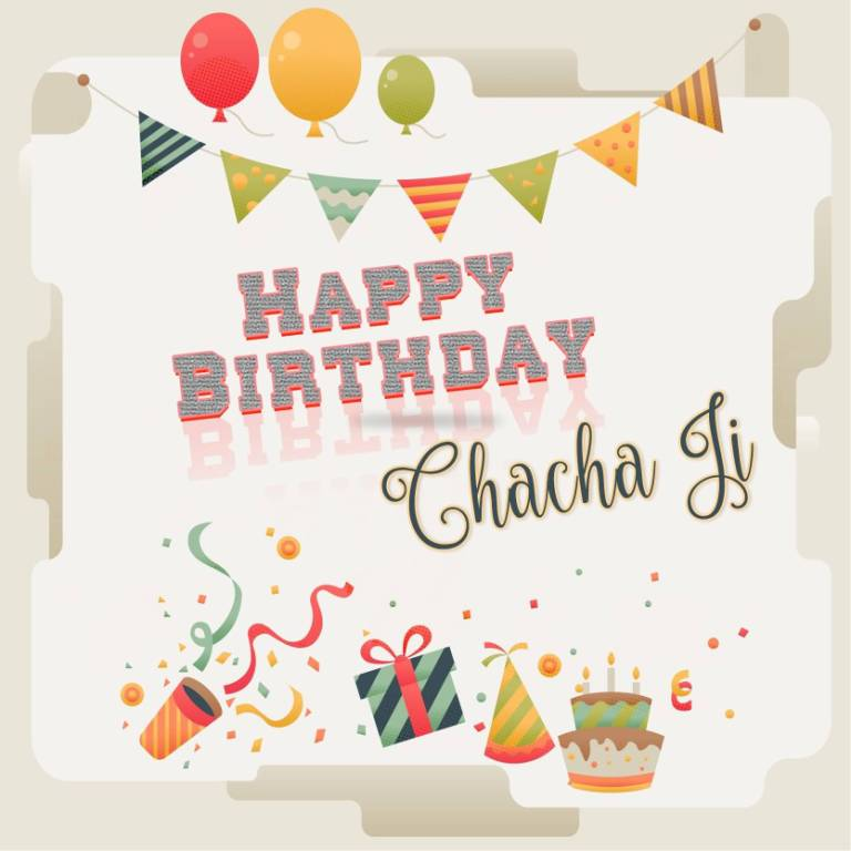Happy Birthday Chacha Ji Segerios Com