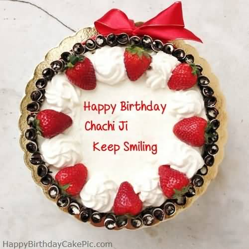Happy Birthday Chachi Cake