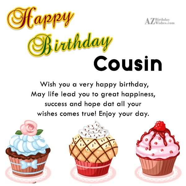 Birthday Wishes For Cousins ~ Birthday wishes for cousin female segerios