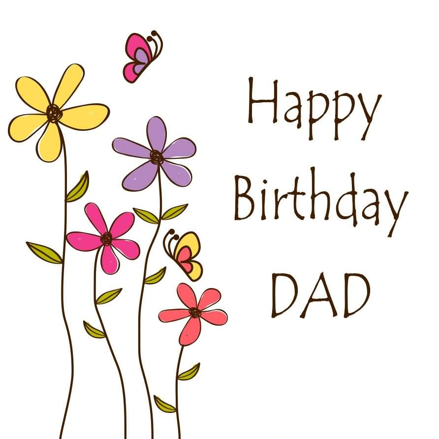 Birthday Wishes For Father Health ~ Lovely birthday wishes greeting for dad segerios
