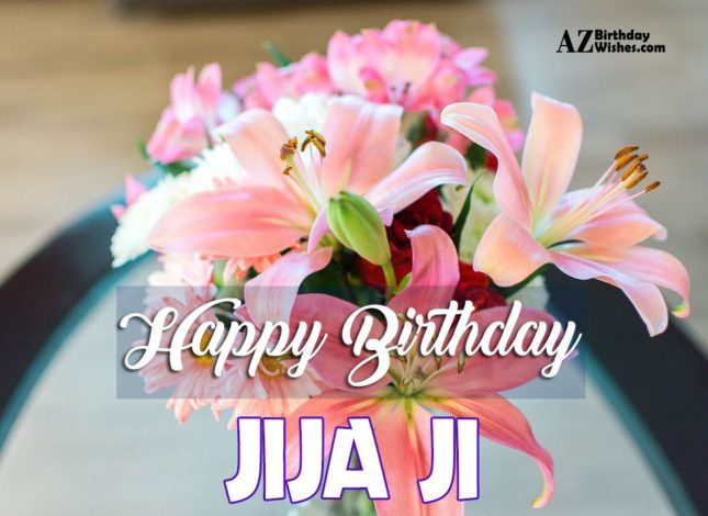 50 Best Birthday Wishes For Jiju