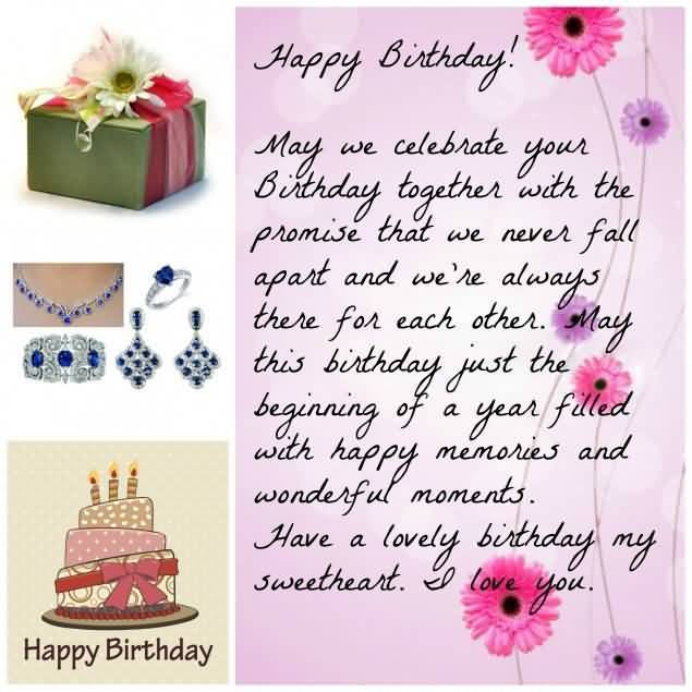 Happy Birthday May We Celebrate Your Birthday Together