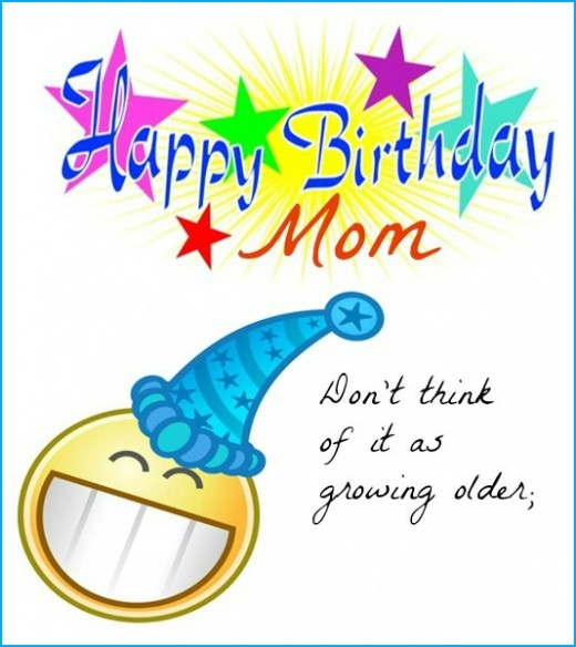 Pleasant Happy Birthday Mom Funny Segerios Com Funny Birthday Cards Online Overcheapnameinfo