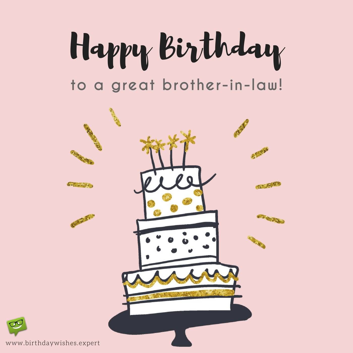 Brother in law birthday wishes funny segerios segerios happy birthday to a great brother in law voltagebd Choice Image