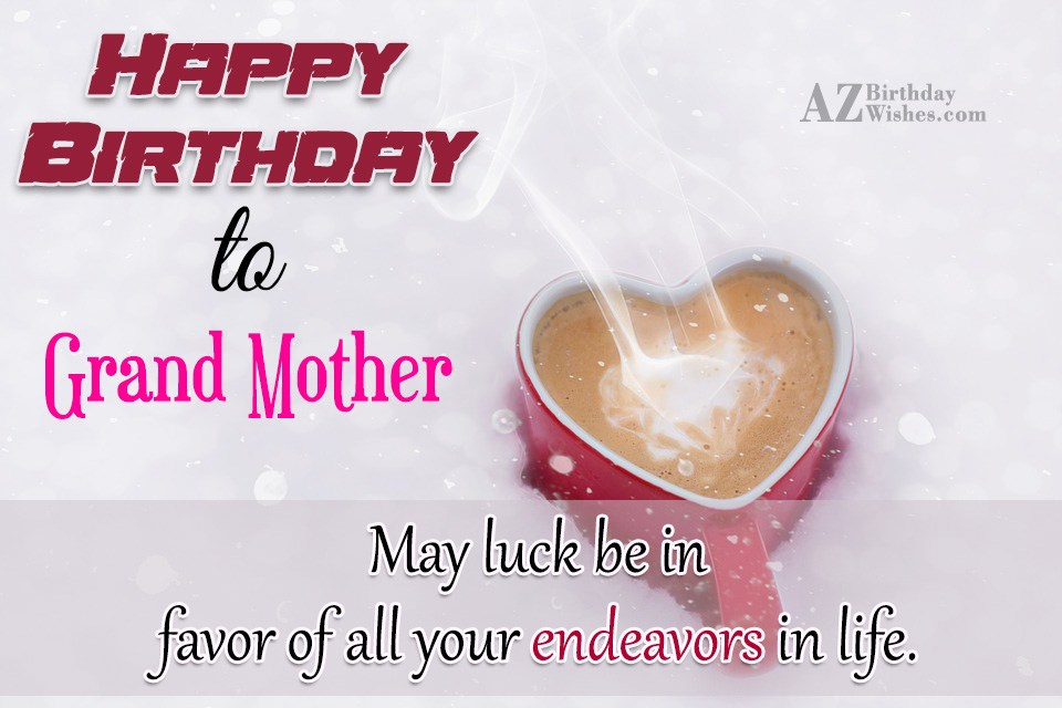 Birthday Message For Grandmother Tagalog - Segerios.com