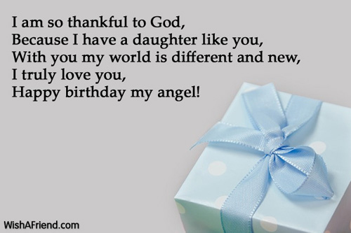 100 beautiful birthday wishes for daughter segerios i am so thankful to god because i have a daughter like you happy birthday my m4hsunfo