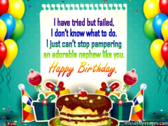 I Have Tried But Failed I Don't Know What To Do Happy Birthday