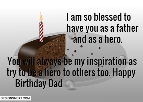 I am so blessed to have you as a father and so a hero happy birthday i am so blessed to have you as a father and so a hero happy birthday m4hsunfo Choice Image