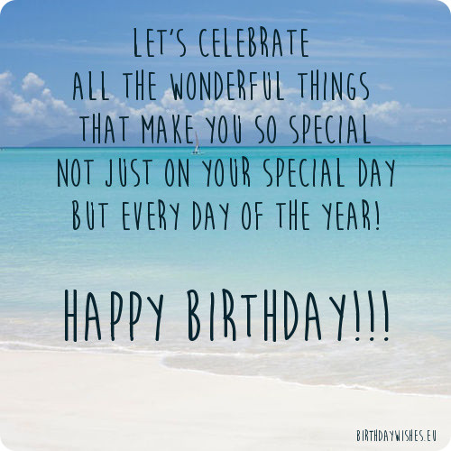 Images of love birthday quotes
