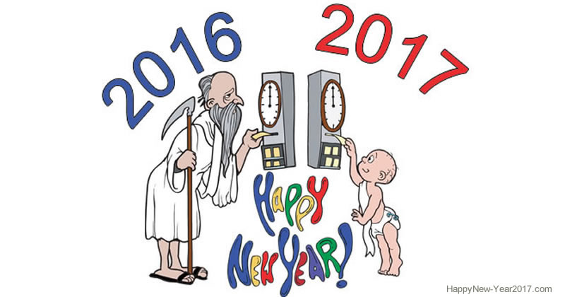 Funny Happy New Year Message Sample