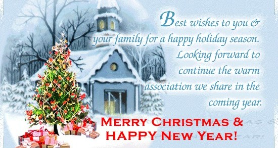 best wishes to you your family for a happy holiday season merry christmas happy