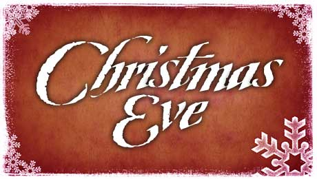 Christmas Eve Greetings Image