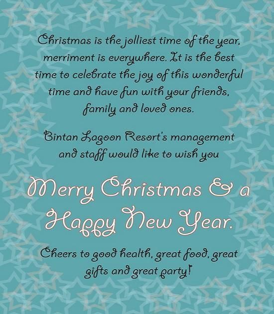 Famous christmas poems christmas is the jolliest time of the year merriment is everywhere merry christmas happy new more famous wishes cards m4hsunfo
