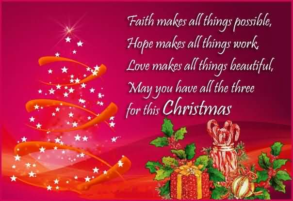 True Meaning Of Hope >> 40 Merry Christmas Wishes & Quotes