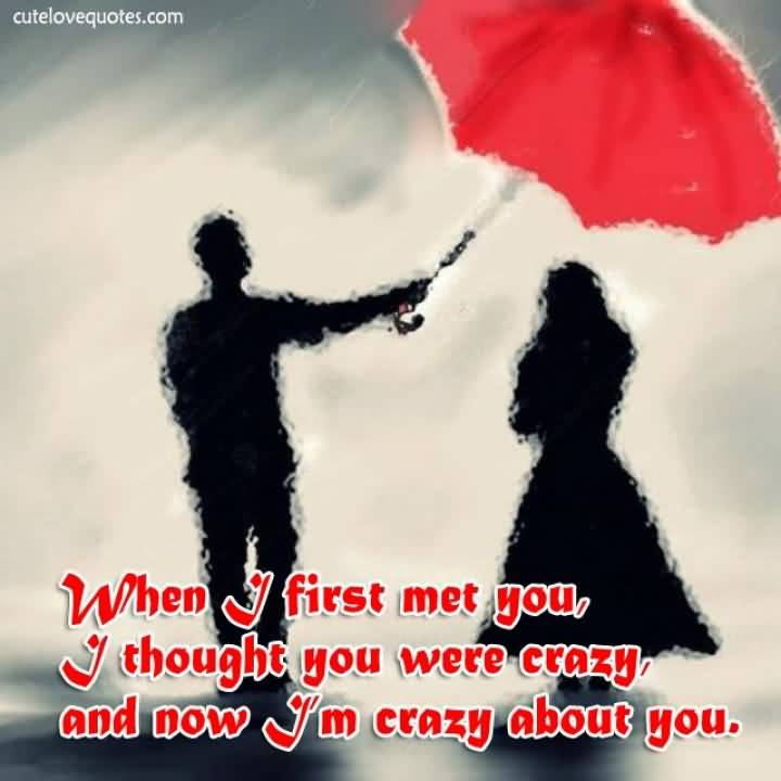 Funny Cute Love Sayings