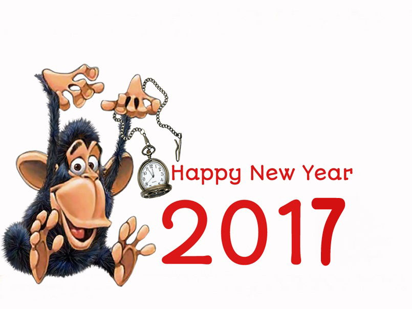 Happy New Year 2017 Wishes Funny