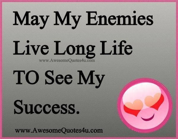 Short Insulting Quotes For Enemies