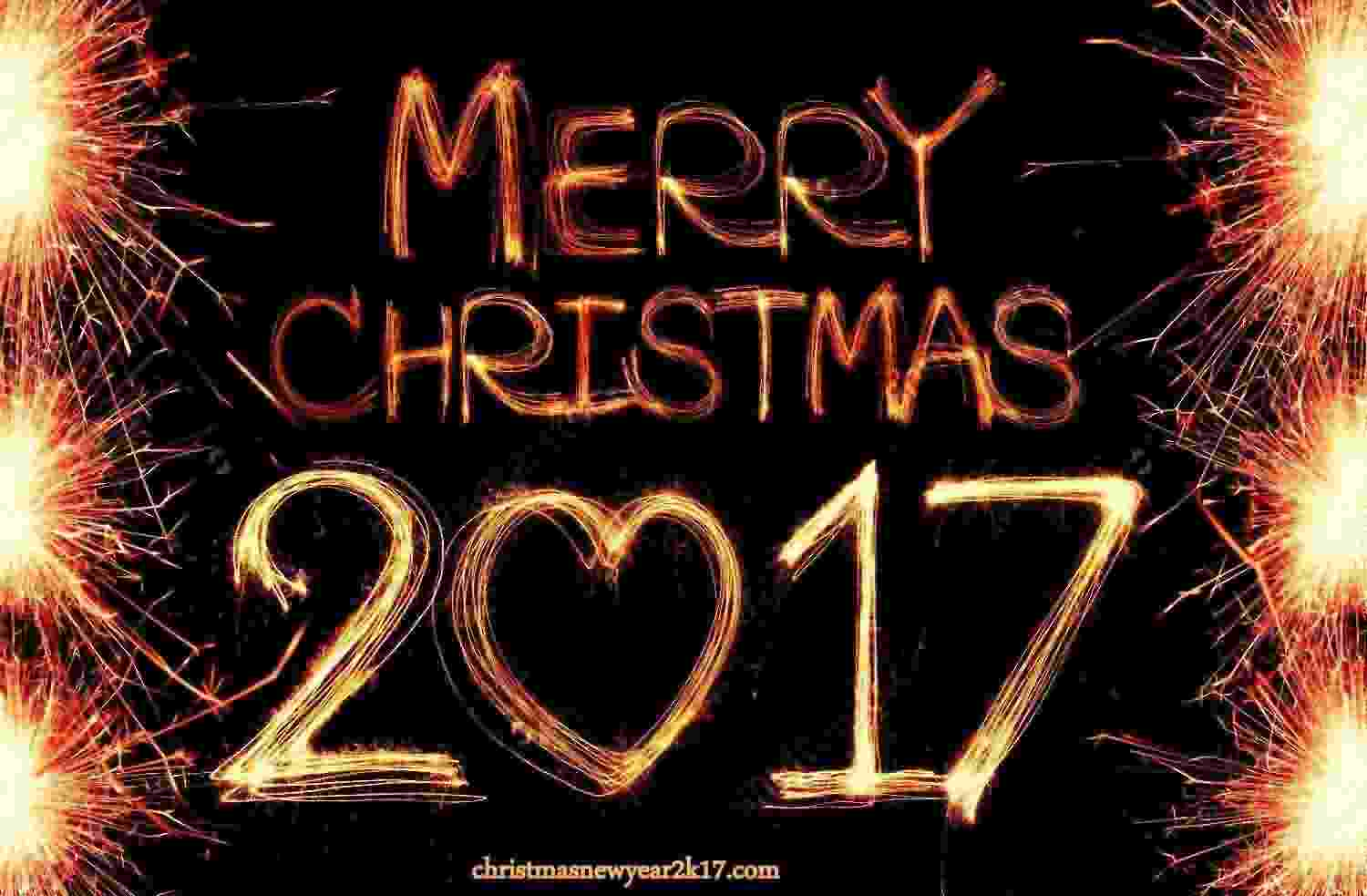 40 Beautiful Merry Christmas Wishes & Cards Gallery