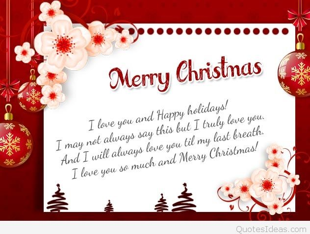 40 Beautiful Merry Christmas Greetings Wishes Segerios