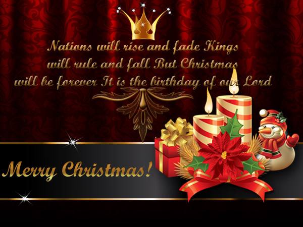 Christmas and new year greetings segerios segerios nations will rise and fade kings merry christmas m4hsunfo