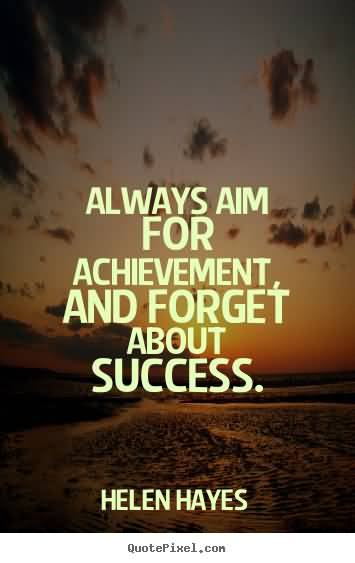 Aim In Life Quotes 42
