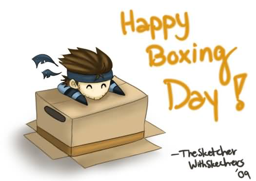 Boxing Day Wishes 04