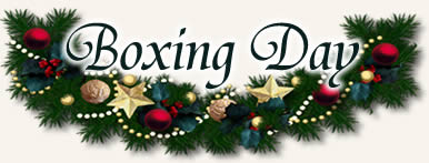 Boxing Day Wishes 05