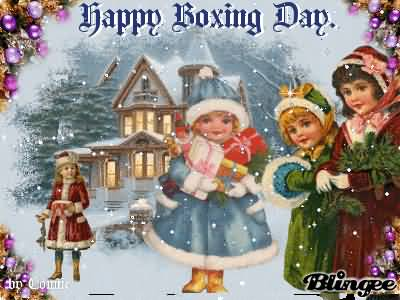 Boxing Day Wishes 11
