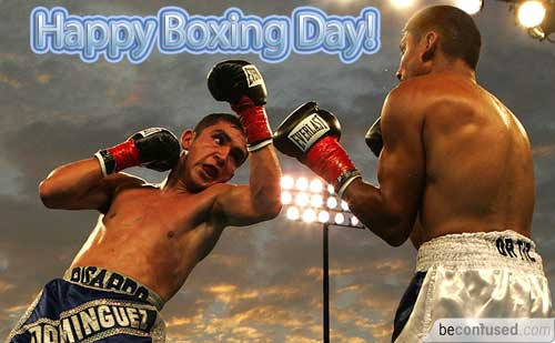Boxing Day Wishes 13