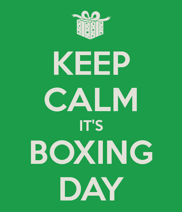 Boxing Day Wishes 22
