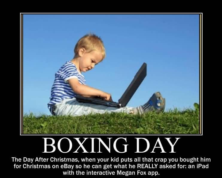 Boxing Day Wishes 23