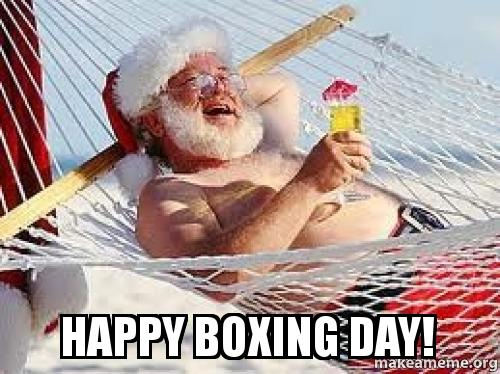 Boxing Day Wishes 28