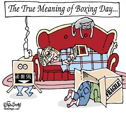 Boxing Day Wishes 29