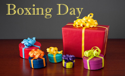 Boxing Day Wishes 32