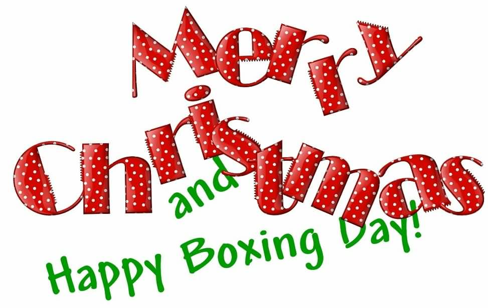 Boxing Day Wishes 33