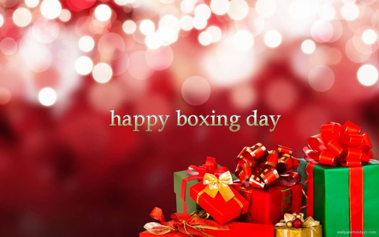 Boxing Day Wishes 37
