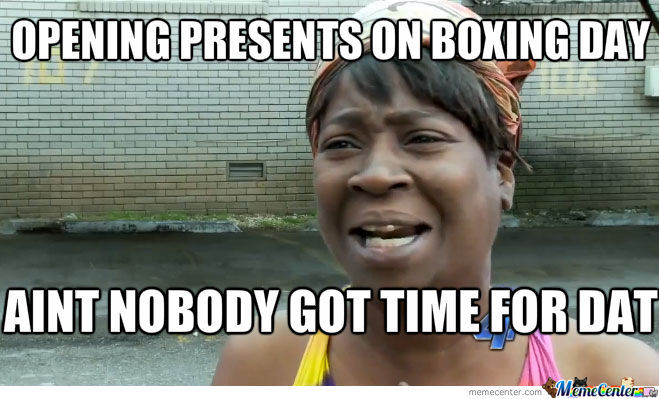 Boxing Day Wishes 40