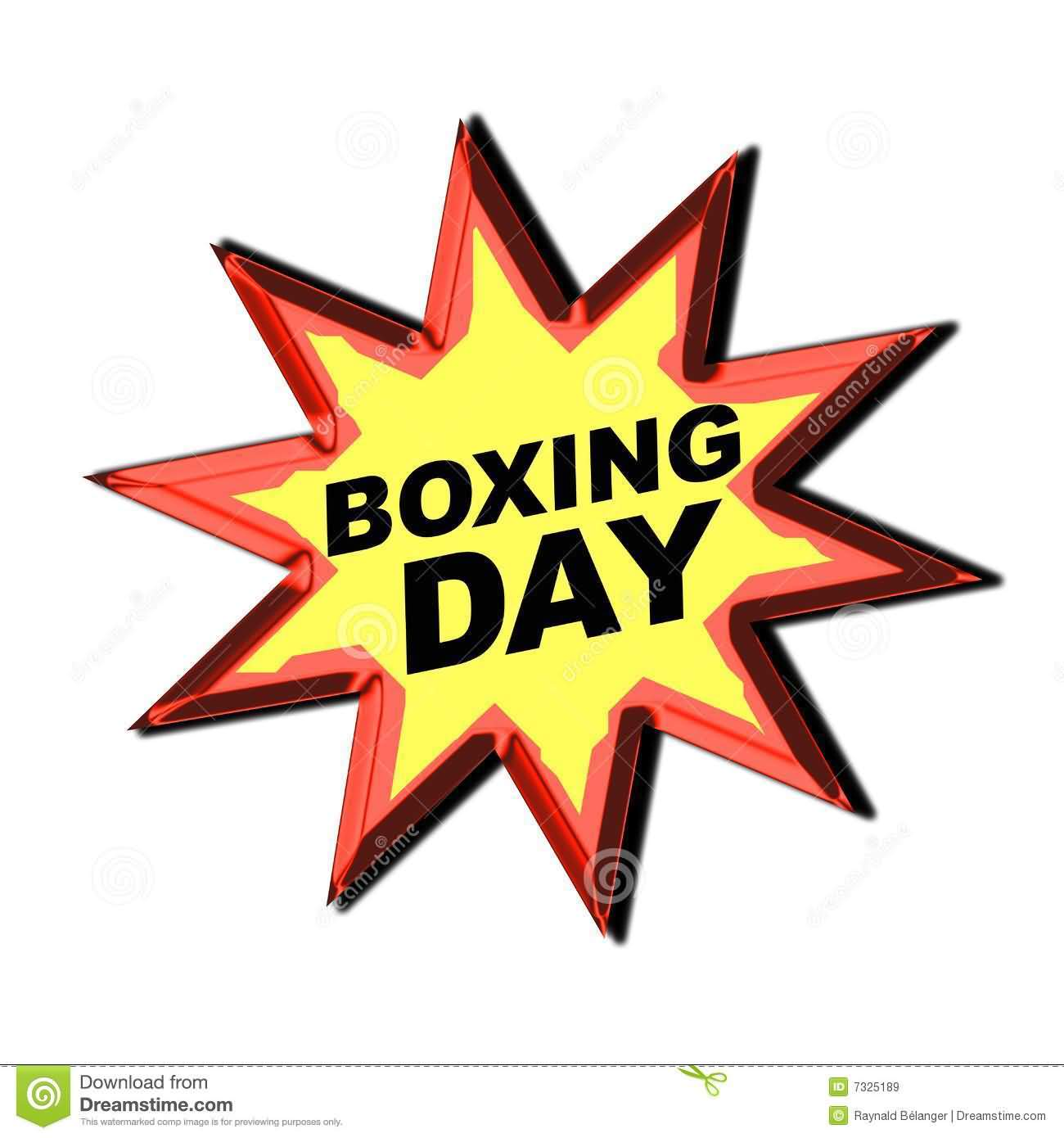 Boxing Day Wishes 46