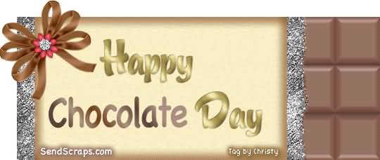 Chocolate Day Wishes 01