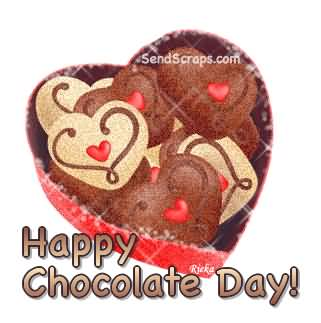 Chocolate Day Wishes 02